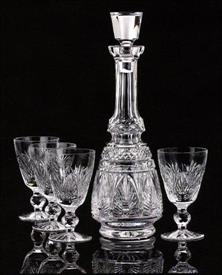 -SHERRY DECANTER