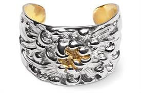 -TOUCH/GOLD PEONY CUFF