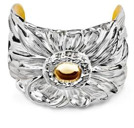 -TOUCH/GOLD DAISY CUFF