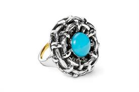 -TURQUOISE RING
