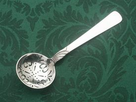 ",SMALL PEA SERVER STERLING SILVER MADE BY JENS ANDERSEN OF DENMARK 6.75"" LONG 1.25 TROY OUNCES"