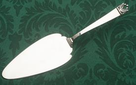 ",CELLINI SHOP HAND MADE STERLING SILVER PIE/CAKE SERVER 9.6"" LONG 2.95 TROY OUNCES"