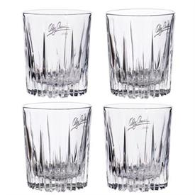 _3120415 STARION SET OF 4 DOUBLE OLD  FASHION Original Retail $50.