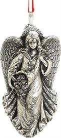",_X435 GLORIA ANGEL 11TH EDITION STERLING SILVER 3.5"" HEIGHT MADE BY REED & BARTON"