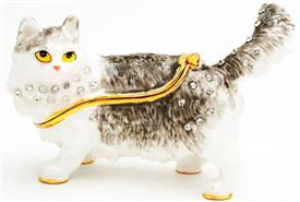 "-,1013629 WHITE CAT 3 1/2""L X 1""W"