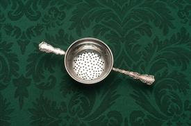 "BIRKS STERLING SILVER TEA STRAINER 6.2"" LONG 1.35 TROY OUNCES"