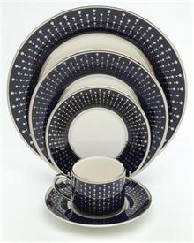 ,_5 PIECE PLACE SETTING, NEW FROM DISPLAY