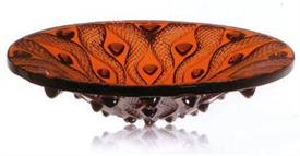 -RED SERPENTINE BOWL