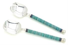 ,TURQUOISE/STER SAL SET