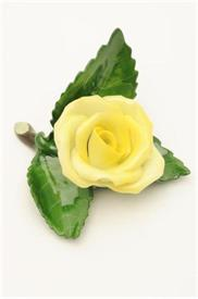 YELLOW ROSE CARD HOLDE