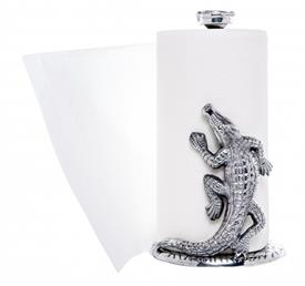 "-PAPER TOWEL HOLDER. 12.5"" TALL, 7"" WIDE"