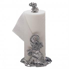 "-PAPER TOWEL HOLDER. 14.5"" TALL, 7"" WIDE"