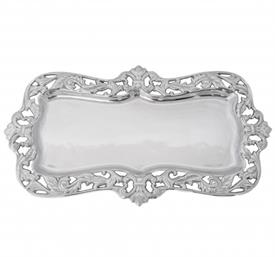 "-ACANTHUS OBLONG TRAY. 22"" LONG, 17"" WIDE"