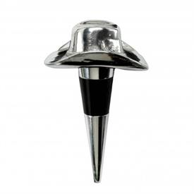 "-COWBOY HAT BOTTLE STOPPER. 5"" LONG"