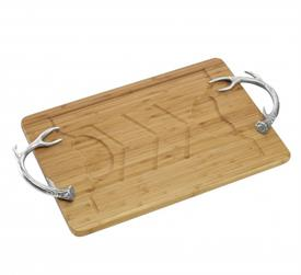 "-CARVING BOARD. 23.5"" LONG, 13"" WIDE"