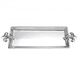 "-OBLONG TRAY. 21"" LONG, 7"" WIDE"