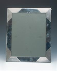 """,CARTIER 7X9"""" THICK STERLING SILVER PICTURE FRAME CONTAIN 6.7 TROY OUNCES CONDITION AN 8.5 OUT OF 10"""