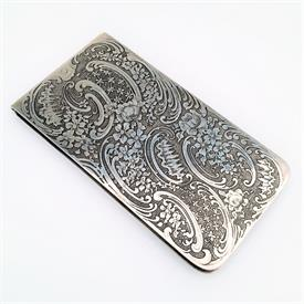 """,DECORATIVE NOTE PAD HOLDER 4.50 TROY OUNCES 4.75"""" X 2.5"""""""