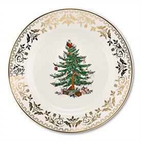 -SET OF 4 SALAD PLATES. MSRP $160.00