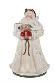 "-10.5"" LARGE SANTA COOKIE JAR. MSRP $300.00"