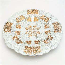 ",10.75"" ROUND BOWL. MARKS 'FROM 1815'"