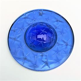 ",1993 SAPPHIRE BLUE CELESTIAL CONSTILATION CHRISTMAS ORNAMENT. 3""D. ORIGINAL BOX INCLUDED."