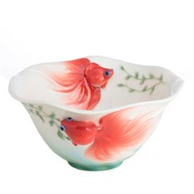 "-GOLDFISH BOWL SMALL 3""IN DEEP AND 5.5""ACROSS"