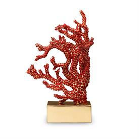 ,_DAC653 CORAL BOOKEND 5X3.5X8.5""