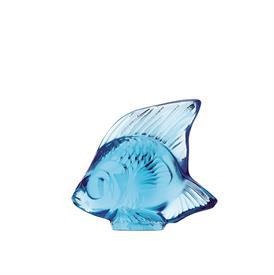 """-,FISH, PALE BLUE. H1.77""""/L2.09""""/W1.14"""""""