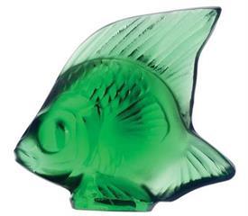 "-,FISH, EMERALD. H1.77""/L2.09""/W1.14"""