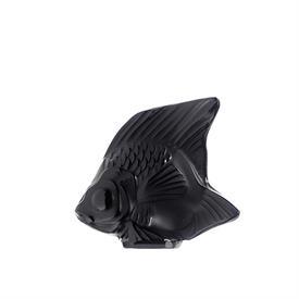 """-,FISH, BLACK. H1.77""""/L2.09""""/W1.14"""""""