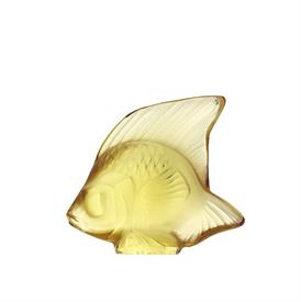 ",-FISH, YELLOW GOLD. H1.77""/L2.09""W1.14"""