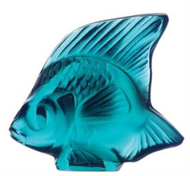 "-,FISH, TURQUOISE. H1.77""/L2.09""/W1.14"""