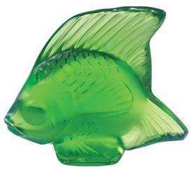 """,-FISH, GREEN MEADOW. H1.77""""/L2.09""""/W1.14"""""""