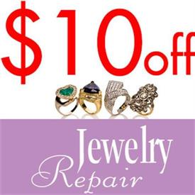 _TAKE $10 OFF YOUR JEWELRY REPAIR OF $50 OR HIGHER