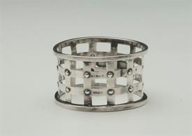 "NAPKIN RING GORHAM STERLING #6290 1.75"" DIAMETER"