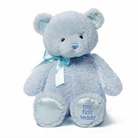 -,BLUE MY FIRST TEDDY 18""