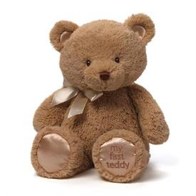 -,TAN MY FIRST TEDDY 18""