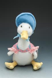 -:JEMIMA PUDDLE DUCK. 7.5""