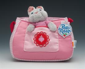 -,LILY BOBTAIL PURSE & PLUSH SET