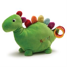 -COLORFUN COUNTING DINOSAUR. COUNTS TO 10 AND LIGHTS UP.