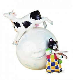 ,_CAT & THE FIDDLE MONEY BANK REG$45. NO STOPPER