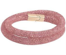 _,5089853 STARDUST BRACLET PINK CRYSTALS