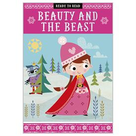 _BEAUTY AND THE BEAST, READY TO READ, LEVEL 2