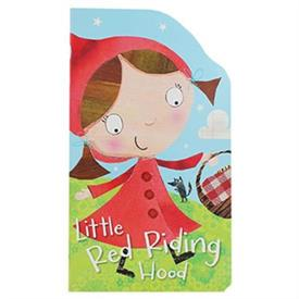 _Little Red Riding Hood. 20 pages. Softcover with laminated pages.