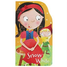 _Snow White. 20 pages. Soft cover with laminated pages.