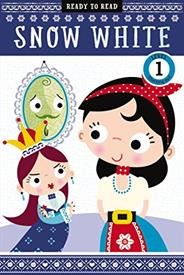 _SNOW WHITE, READY TO READ BOOK, LEVEL 1