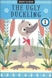 _THE UGLY DUCKLING, READY TO READ BOOK, LEVEL 1