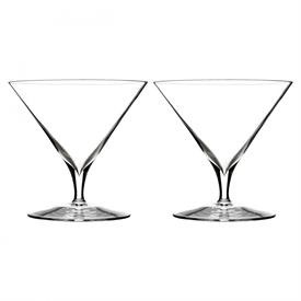 -SET OF 2 MARTINI GLASSES
