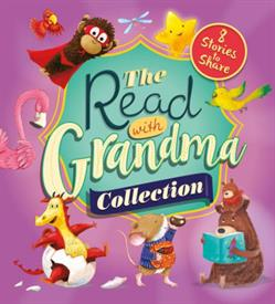 _'THE READ WITH GRANDMA COLLECTION' FROM VARIOS AUTHORS. HARDCOVER. 176 PAGES. AGES 4 & UP